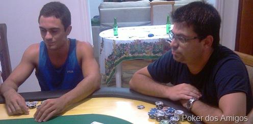 Davi e Alan no Poker dos Amigos 2011