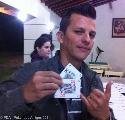 L Fernando, vencedor da 3ª etapa do PDA 2011.